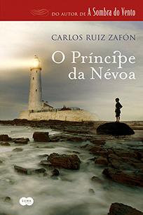 O Príncipe da Névoa - Carlos Ruiz Zafón