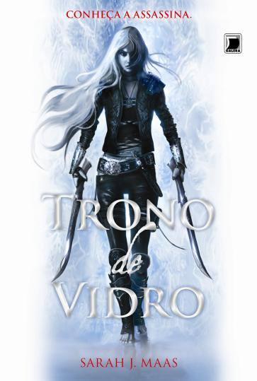 Trono de Vidro #1 - Sarah J. Maas