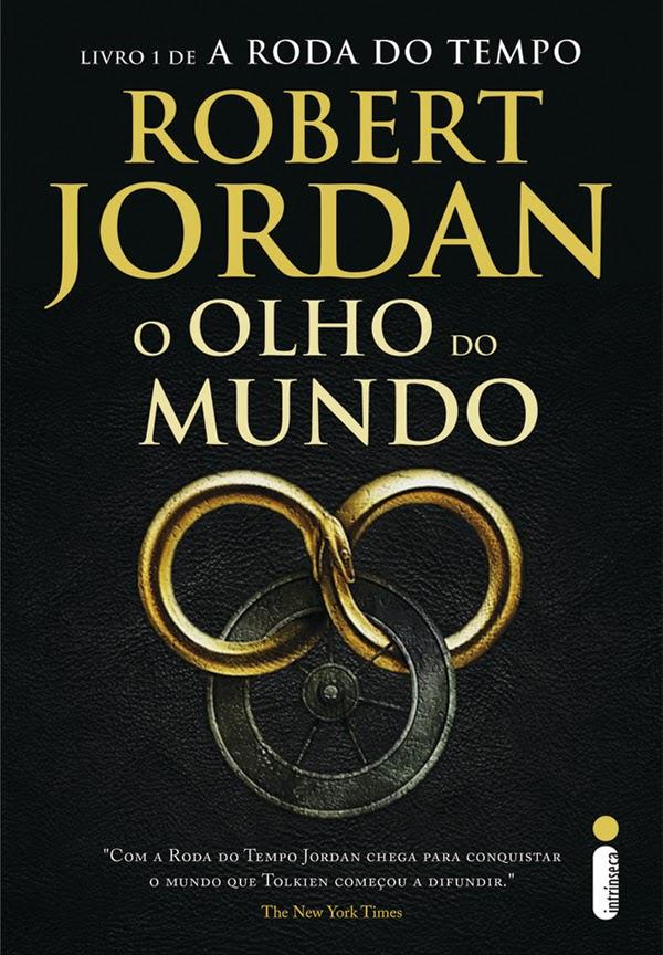 O Olho do Mundo - A Roda do Tempo # 01 - Robert Jordan