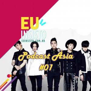Podcast Ásia #1