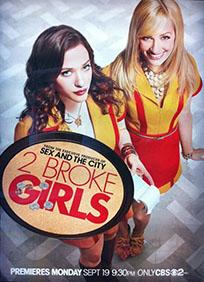 2 Broke Girls - Série