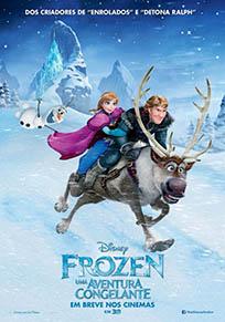 Frozen - Uma Aventura Congelante (2013) - Filme