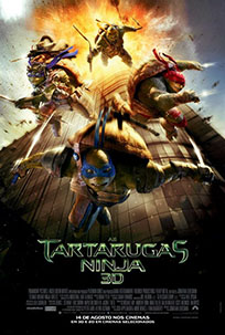 As Tartarugas Ninja (2014) - Filme