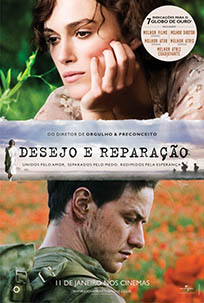 Desejo e Reparação (2007) - Filme