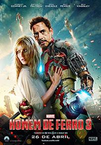 Homem de Ferro 3 (2013) - Filme