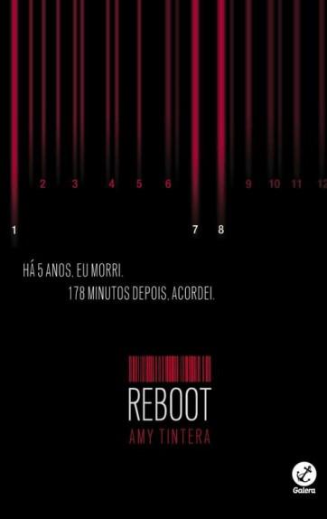Reboot #1- Amy Tintera