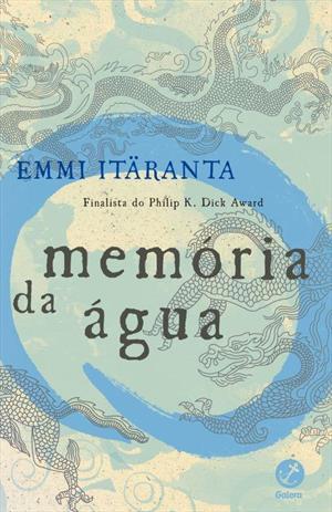 Memória da Água - Emmi Itäranta