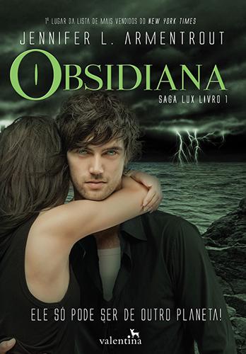 Obsidiana - Saga Lux #1 - Jennifer L. Armentrout
