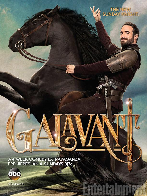 Galavant - Série
