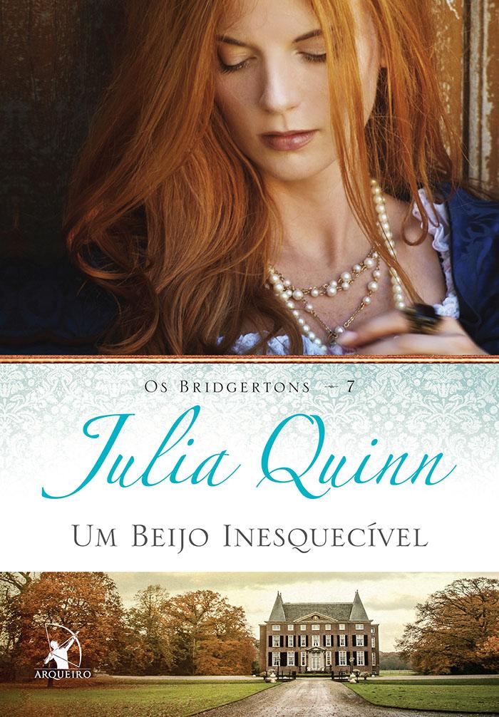 Um Beijo Inesquecível - Os Bridgertons #7 - Julia Quinn