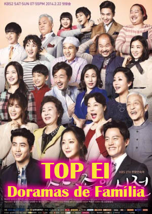 * TOP EI | Doramas de Família