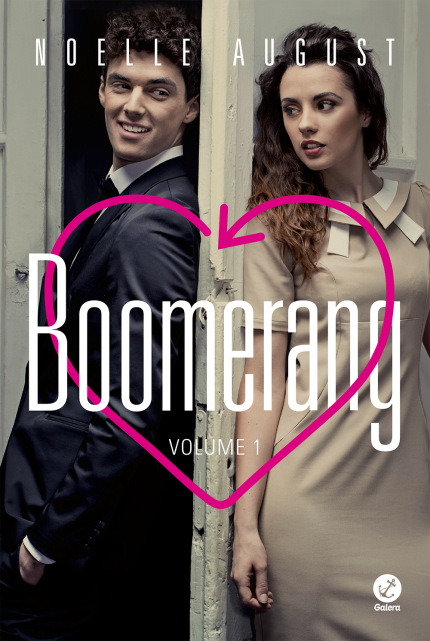 Boomerang #1 - Noelle August