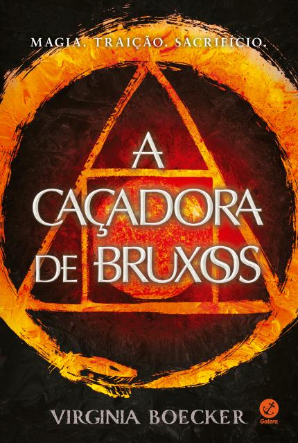 A Caçadora de Bruxos #1 - Virginia Boecker