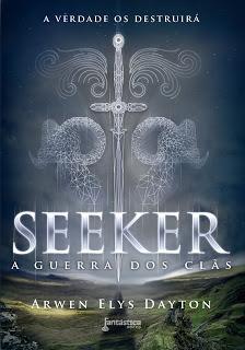 Seeker #1 - Arwen Elys Dayton