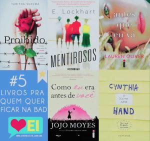 top ei 5 livros