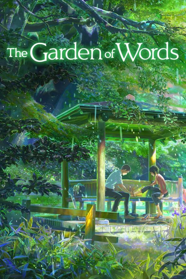 [ANIME] O Jardim das Palavras