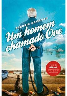 Um Homem Chamado Ove - Frederik Backman