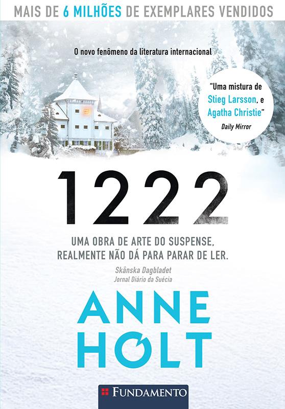 1222 - Hanne Wilhelmsen #8 - Anne Holt