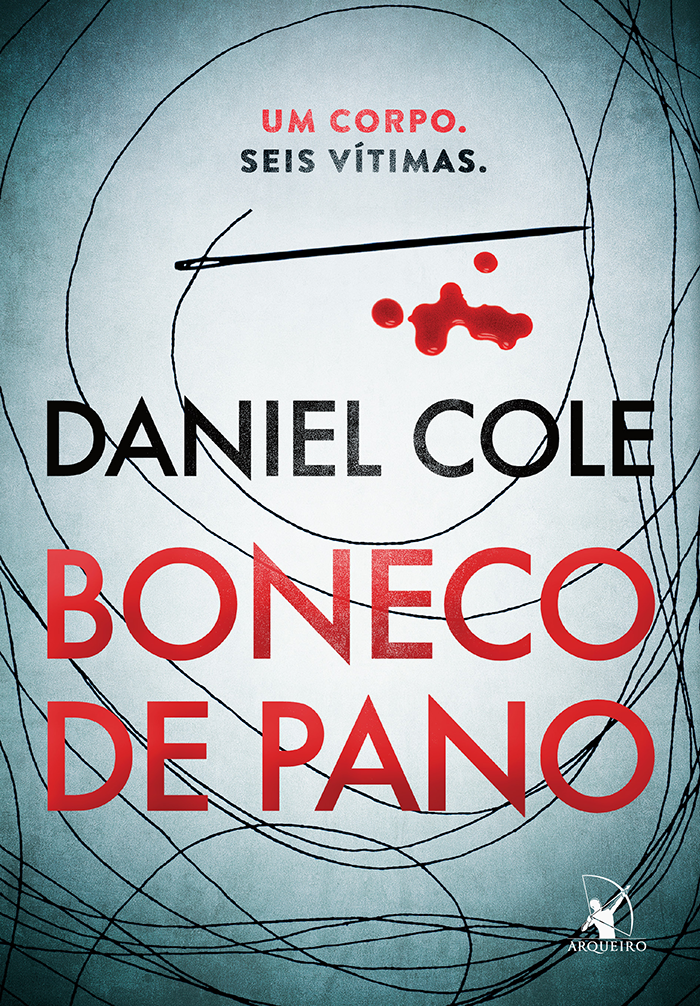 Boneco de Pano - Detetive William Fawkes #1 - Daniel Cole