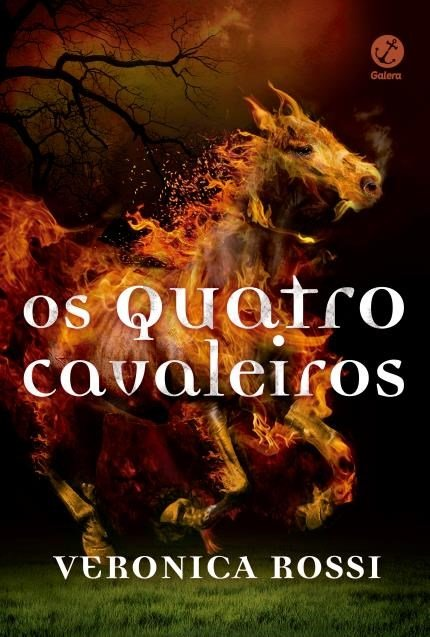 Os Quatro Cavaleiros - Riders #1 - Veronica Rossi