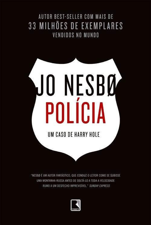 Polícia - Harry Hole #10 - Jo Nesbø